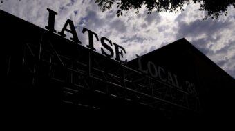 IATSE sets a deadline for a strike