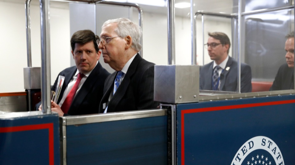 Malevolent Mitch drives U.S. democracy into a ditch