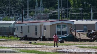 Wall Street took over my mobile home park