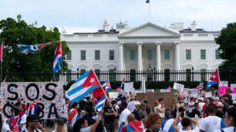 Washington-backed groups plotting overthrow of Cuban government