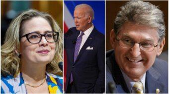 Demócratas corporativos desnudan 'Build Back Better'