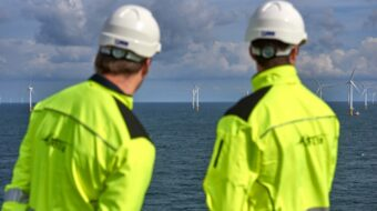 Offshore wind revolution to create 77,000 jobs in climate change fight