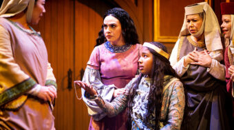 In new play, St. Clare of Assisi emerges from the Occupy movement