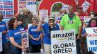 Unions take PROAct campaign to Amazon and Sen. Mark Warner's door